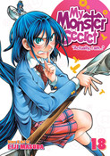 My Monster Secret Manga Volume 18