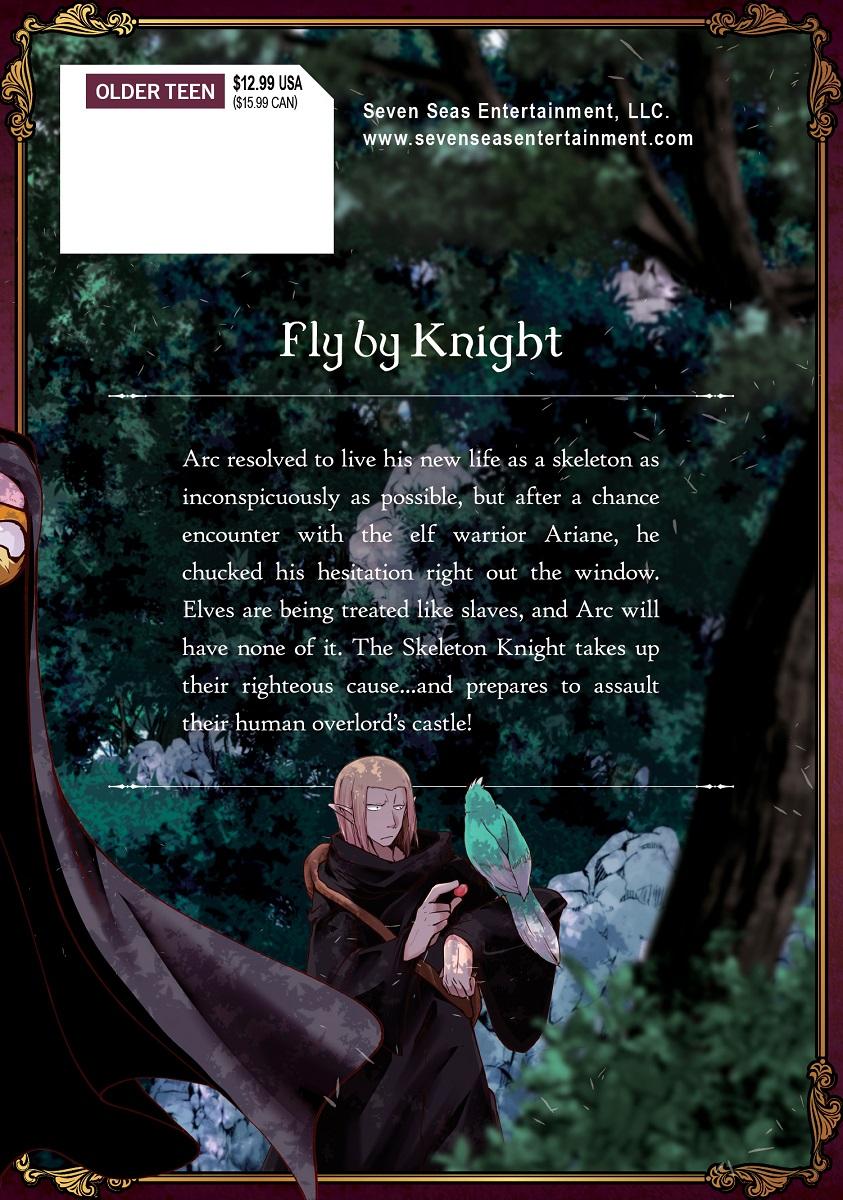 Skeleton Knight In Another World Manga Volume 2