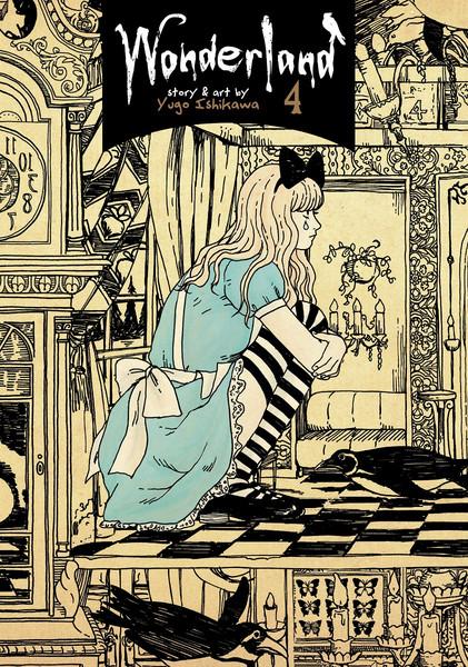 Wonderland Manga Volume 4