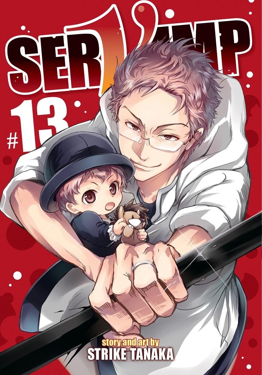 Servamp Manga Volume 13
