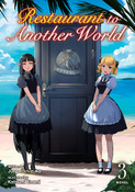 Restaurant to Another World Novel Volume 3