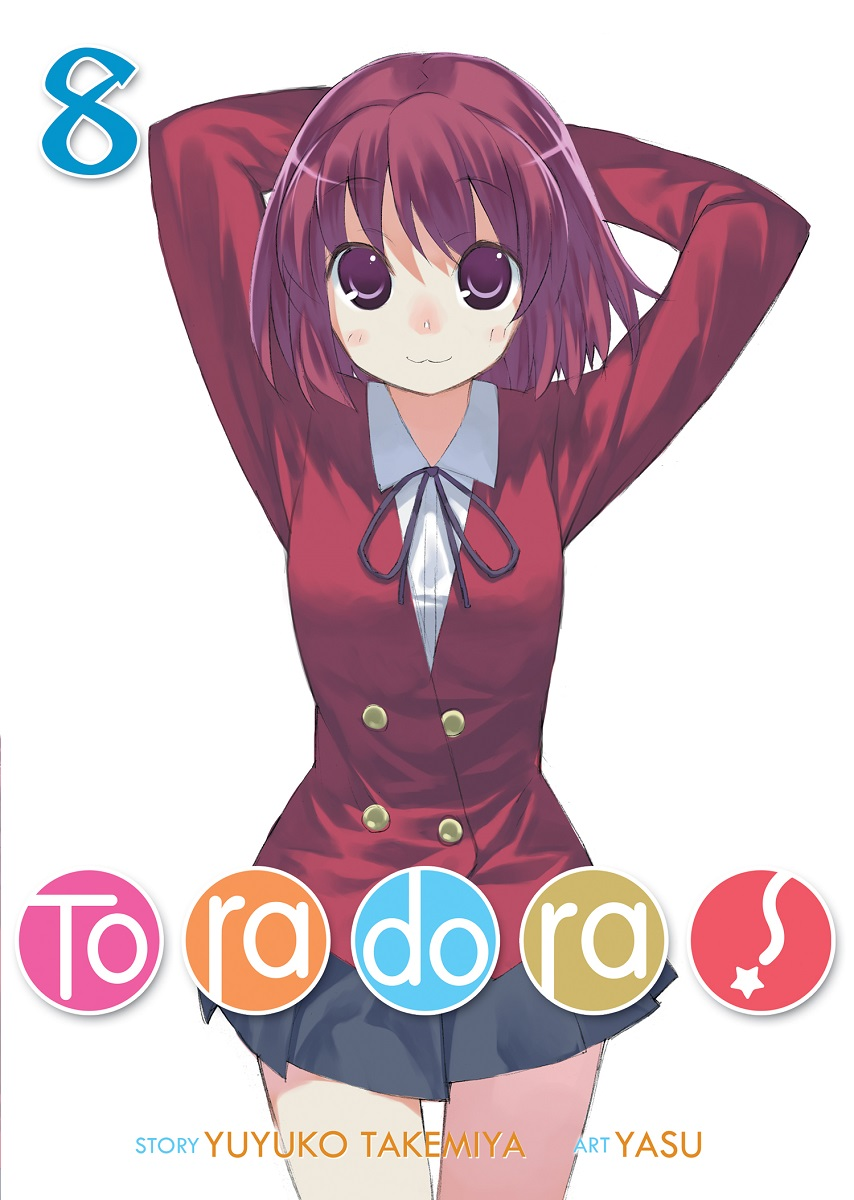 Toradora! Novel Volume 8
