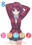 Toradora! Novel Volume 8