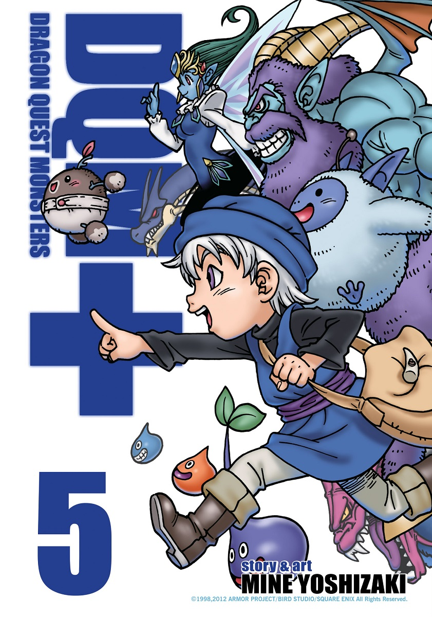 Dragon Quest Monsters+ Manga Volume 5