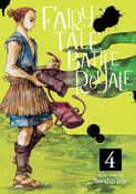 Fairy Tale Battle Royale Manga Volume 4