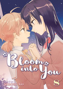 Bloom Into You Manga Volume 8