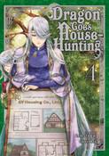 Dragon Goes House-Hunting Manga Volume 4