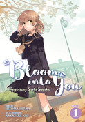Bloom Into You Regarding Saeki Sayaka Novel Volume 1