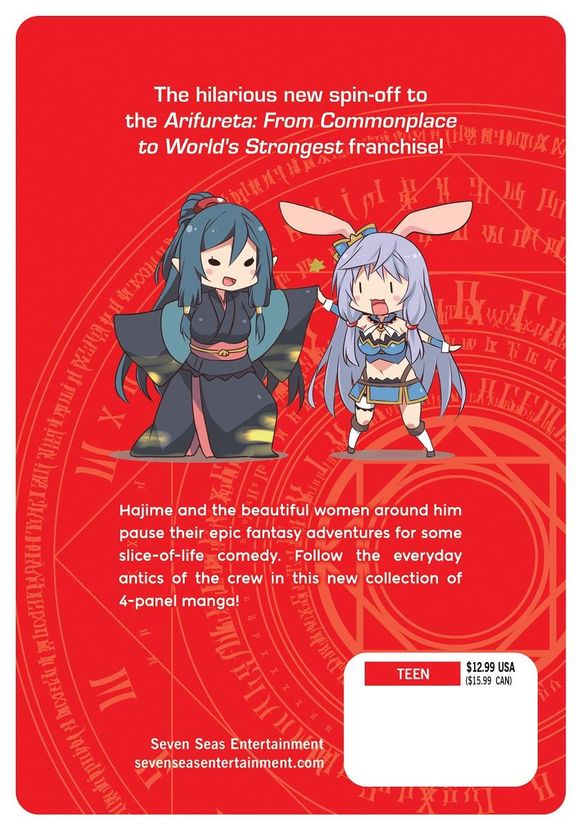Arifureta I Heart Isekai Manga Volume 1