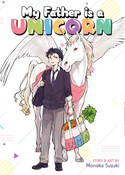 My Father is a Unicorn Manga