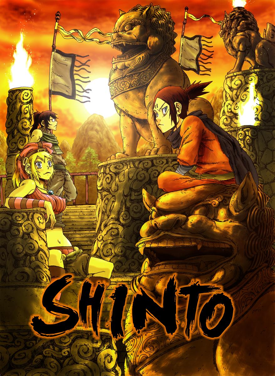 Shinto Manga Volume 1