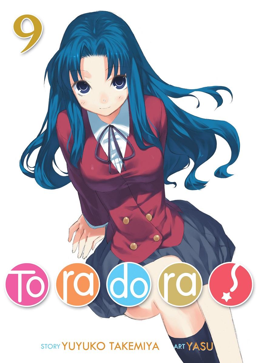 Toradora! Novel Volume 9