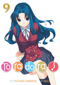 Toradora! Novel Volume 9