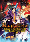 Magic User Novel Volume 1