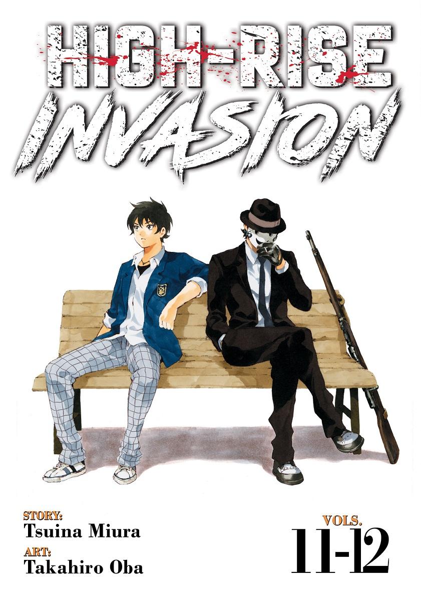 High-Rise Invasion Manga Omnibus Volume 6
