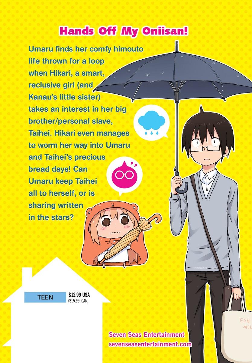 Himouto! Umaru-chan Manga Volume 8