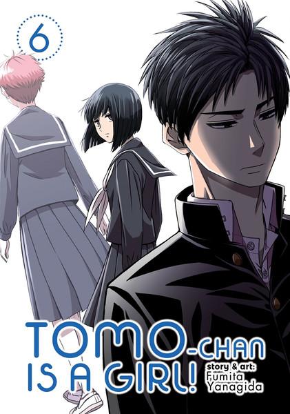 Tomo-chan is a Girl! Manga Volume 6
