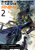Neon Genesis Evangelion ANIMA Novel Volume 2