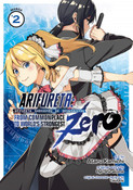 Arifureta From Commonplace To Worlds Strongest Zero Manga 2