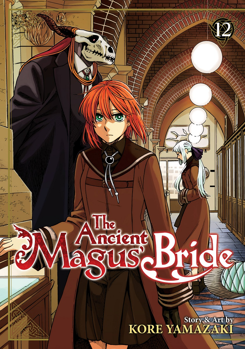 The Ancient Magus' Bride Manga Volume 12