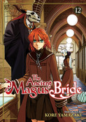 The Ancient Magus' Bride Manga Volume 12