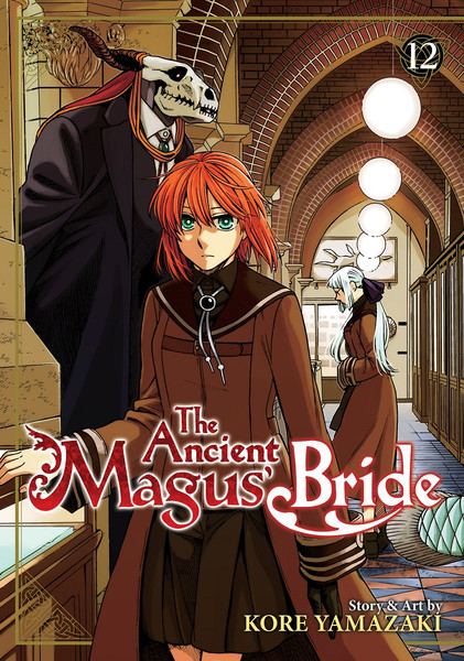 The Ancient Magus Bride Manga Volume 12