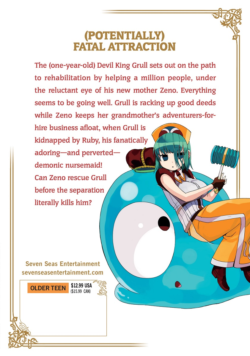 How to Train Your Devil Manga Volume 2