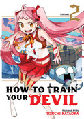 How to Train Your Devil Manga Volume 2