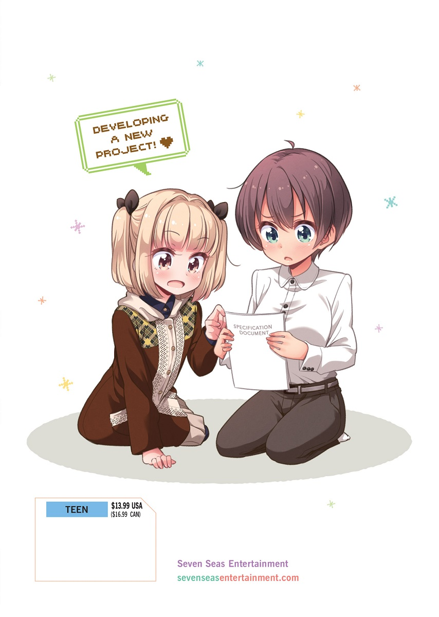 New Game! Manga Volume 8