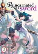 Reincarnated as a Sword Manga Volume 2