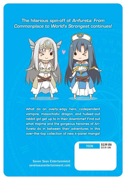 Arifureta I Heart Isekai Manga Volume 2