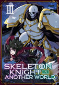 Skeleton Knight In Another World Manga Volume 3