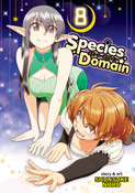 Species Domain Manga Volume 8