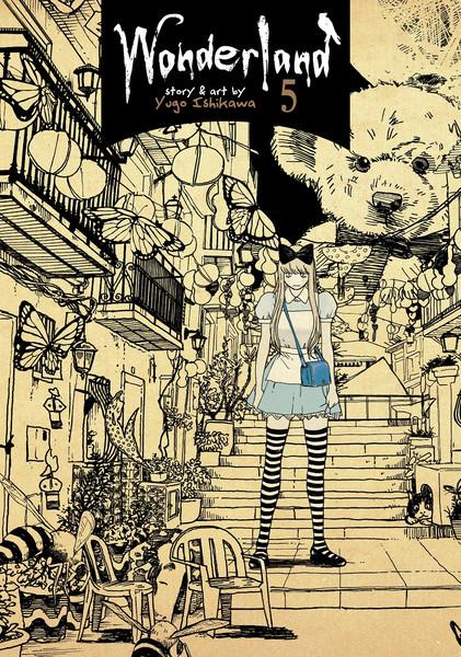 Wonderland Manga Volume 5