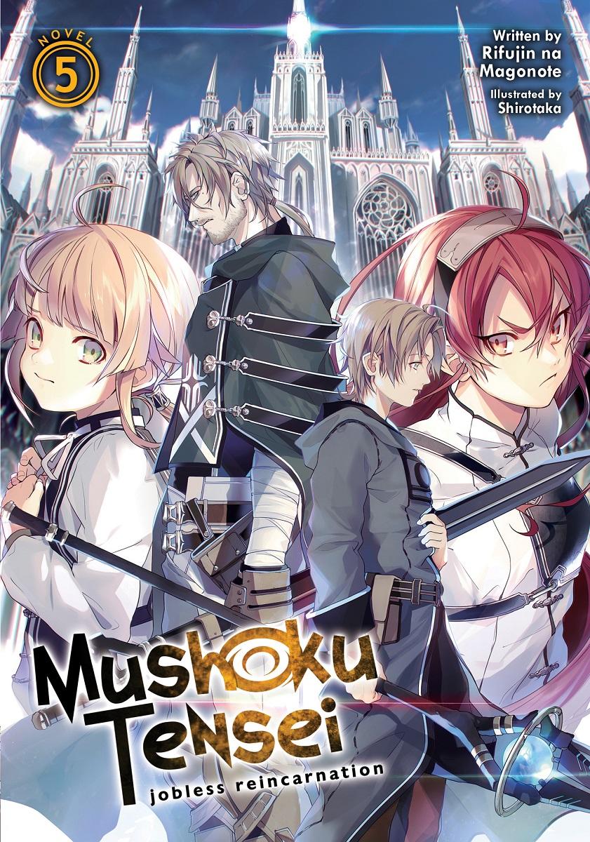 Mushoku Tensei Jobless Reincarnation Novel Volume 5