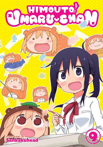 Himouto! Umaru-chan Manga Volume 9