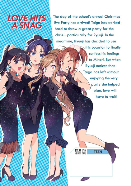 Toradora! Manga Volume 9