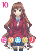 Toradora! Novel Volume 10