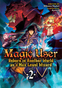 Magic User Reborn in Another World as a Max Level Wizard Novel Volume 2