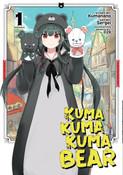 Kuma Kuma Kuma Bear Manga Volume 1