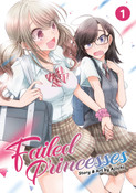 Failed Princesses Manga Volume 1