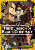 The Dungeon of Black Company Manga Volume 5