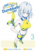 How Heavy Are the Dumbbells You Lift? Manga Volume 3