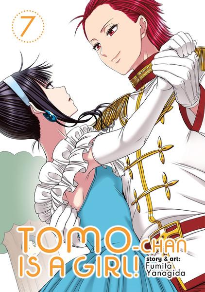 Tomo-chan is a Girl! Manga Volume 7