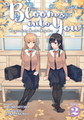 Bloom Into You Regarding Saeki Sayaka Novel Volume 2