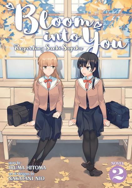 Bloom Into You Regarding Saeki Sayaka Novel Volume 2