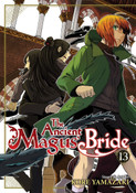 The Ancient Magus' Bride Manga Volume 13