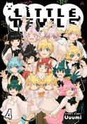 Little Devils Manga Volume 4