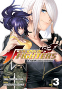The King of Fighters: A New Beginning Manga Volume 3