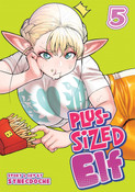 Plus-Sized Elf Manga Volume 5